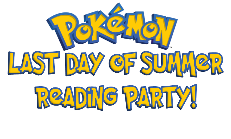 Last Day of Summer Reading Party - Saturday, July 30th