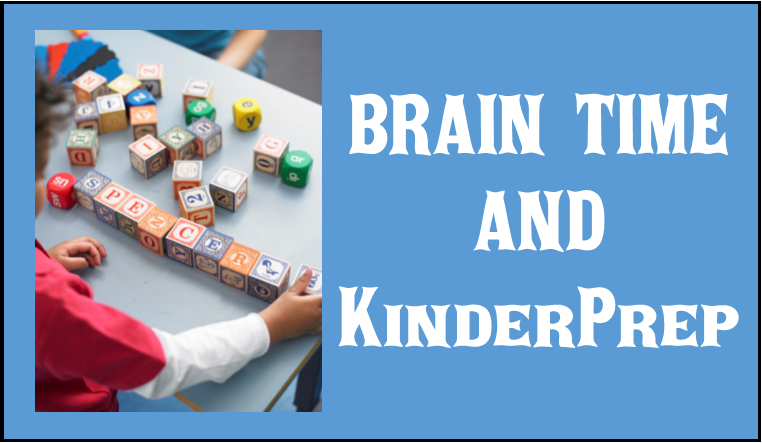 Brain Time and KinderPrep
