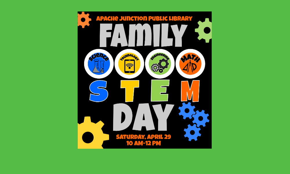 Family STEM Day Logo