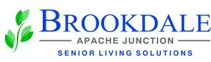 Logo for Brookdale sponsor