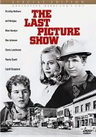 Last Picture Show movie poster