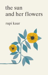 the sun and her flowers cover