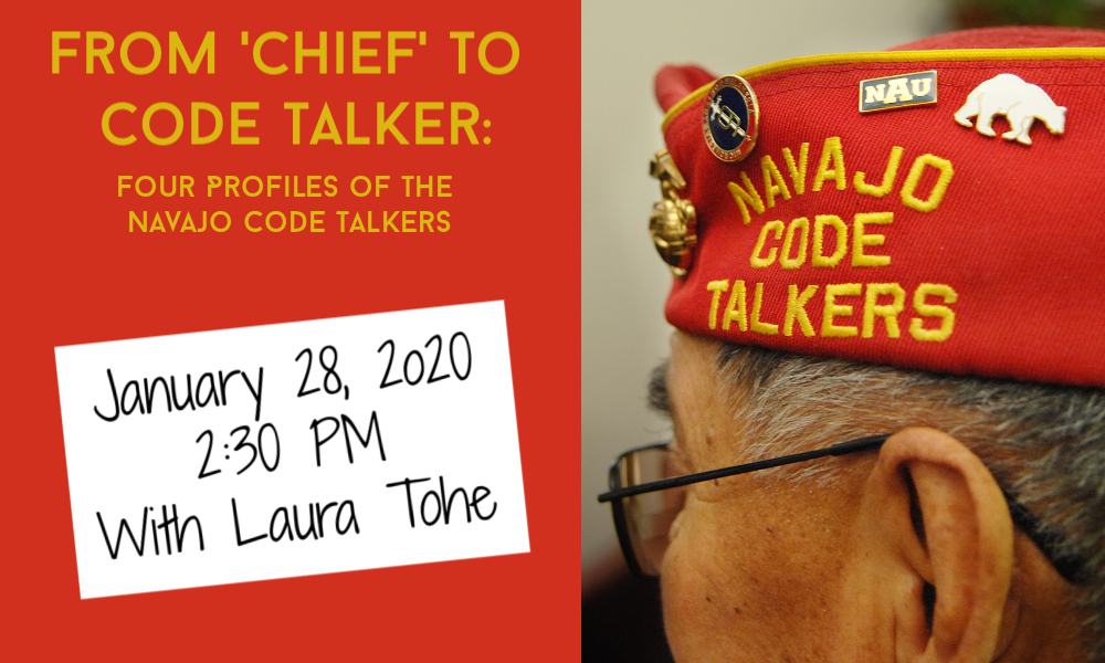 04_From Chief to Code Talker January 28 2:30PM
