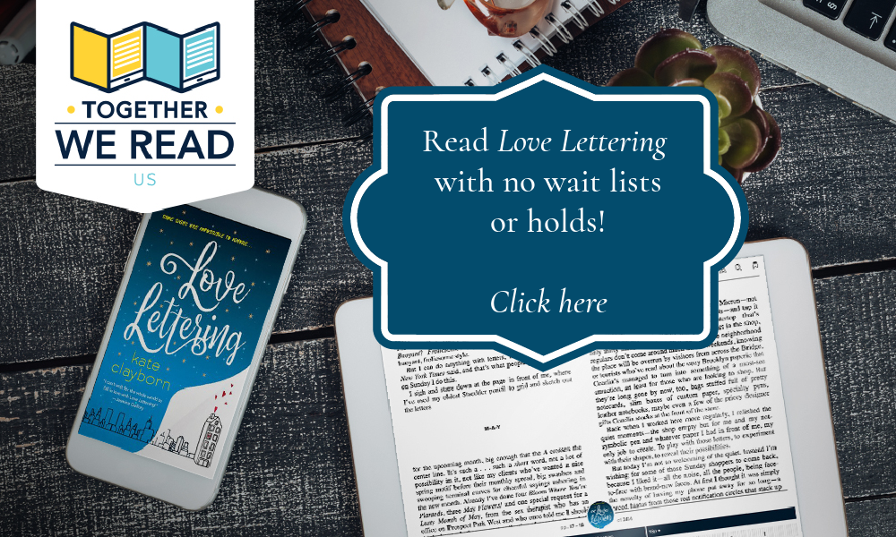 Read Love Lettering with no wait lists or holds. Click here!