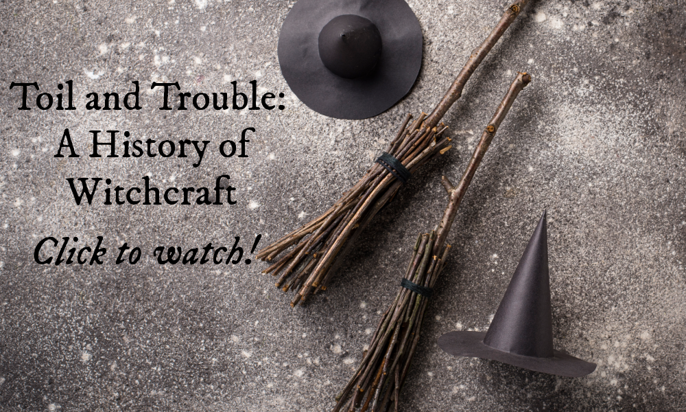 Toil and Trouble A History of Witchcraft Click to Watch