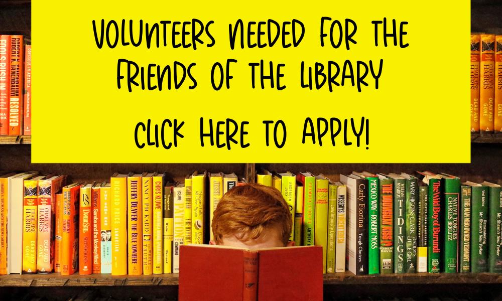 Volunteers Needed Slider