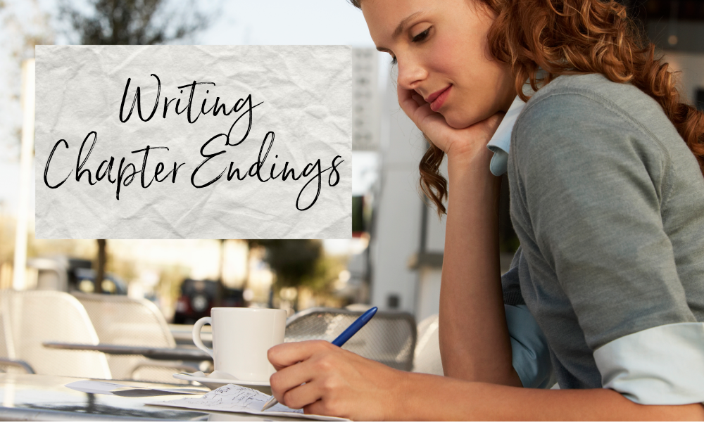 Writing Chapter Endings Slider
