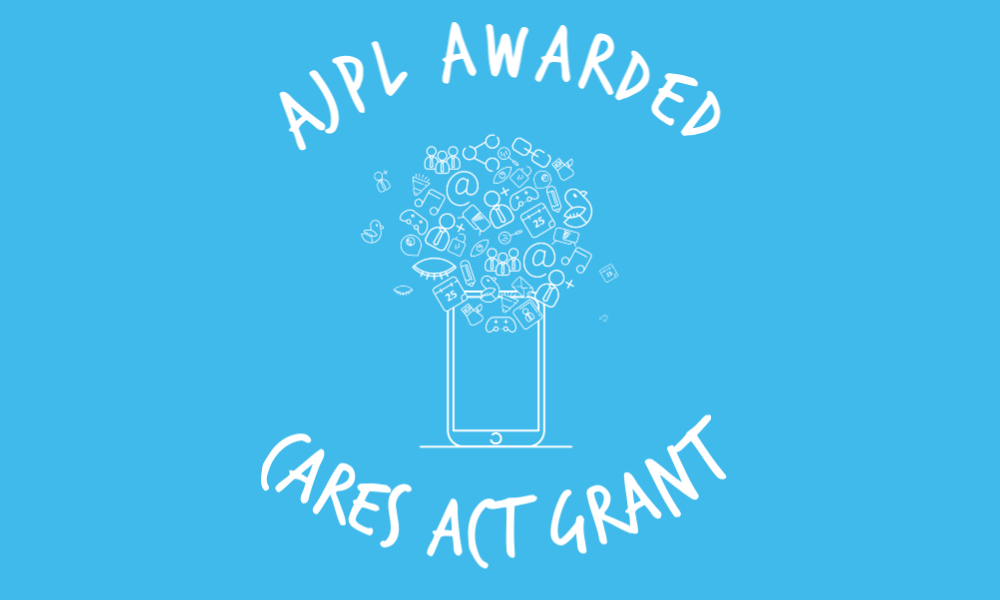 AJPL Awarded CARES Act Grant
