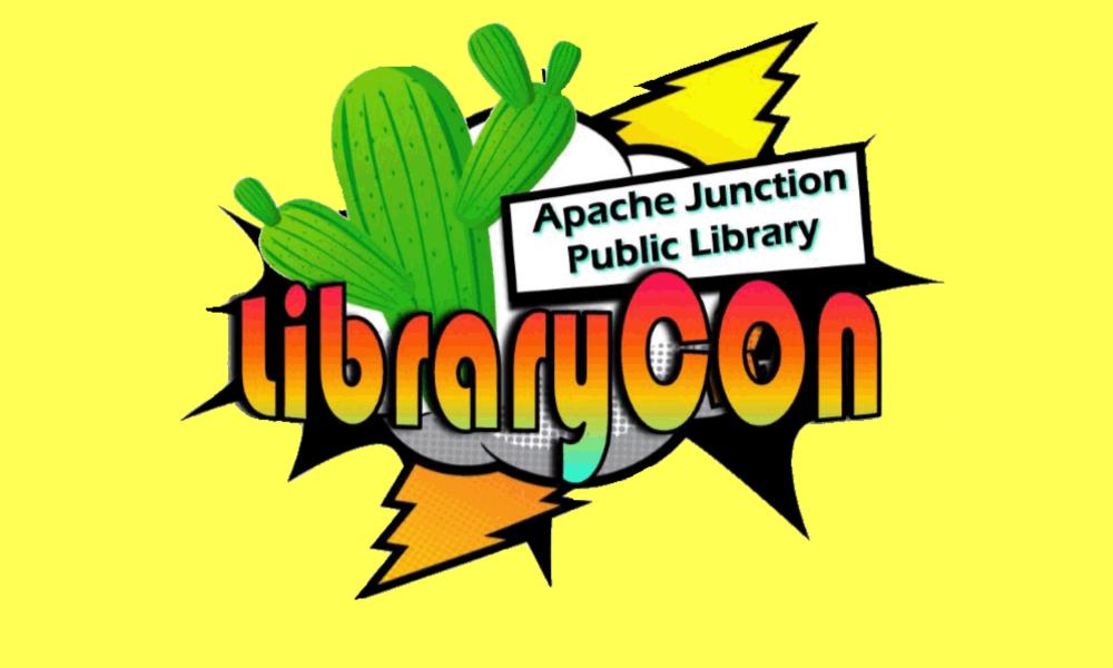 LibraryCON Logo