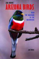 Arizona Birds cover